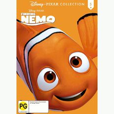 Finding Nemo Pixar Collection 5 DVD 1Disc