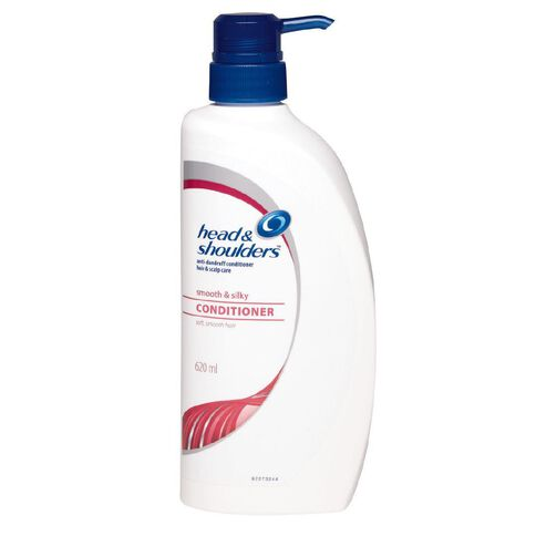 Head & Shoulders Conditioner Smooth & Silky 620ml