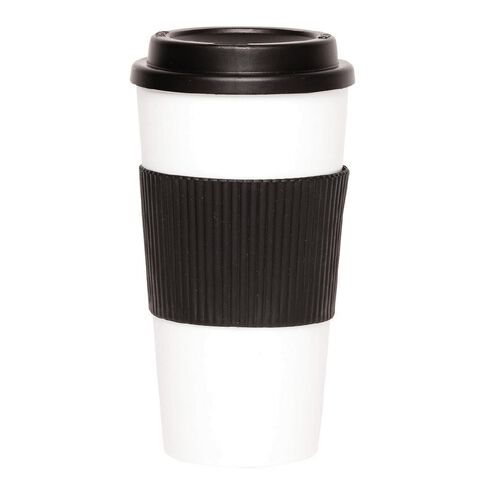 Living & Co Travel Mug Black