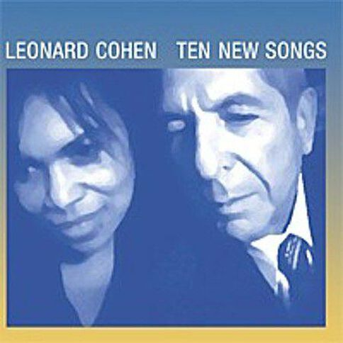 CD Leonard Cohen Ten New Songs