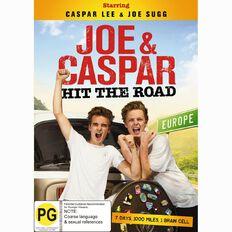 Joe Caspar Hit the Road DVD 1Disc