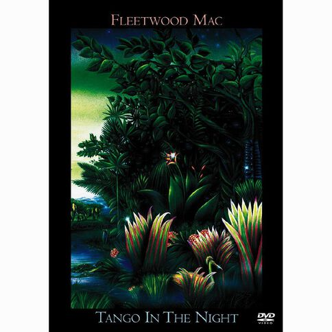 Fleetwood Mac Tango In The Night DVD 1Disc