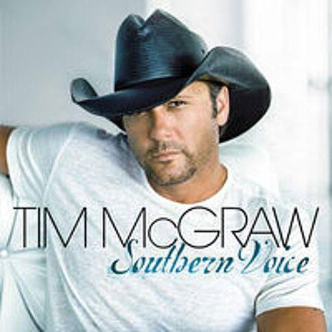 Southern Voice CD by Tim Mcgraw 1Disc