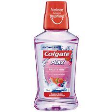 Colgate Plax Mouthwash Fruity Mint 250ml