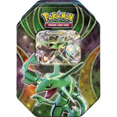 Pokemon Trading Card Game The Best of EX Tins Assorted
