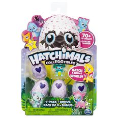 Hatchimals Colleggtibles 4 Pack