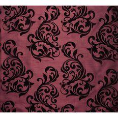 Maison d'Or Curtains Trieste Plum