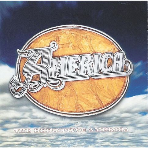 Definitive CD by America 1Disc