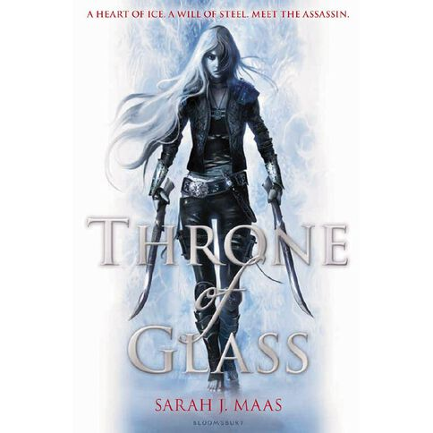 Throne of Glass #1 by Sarah J Maas