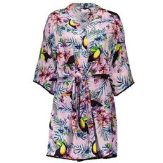 H&H Women's Cover Up Robe
