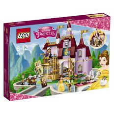 Disney Princess LEGO Belle's Enchanted Castle 41067
