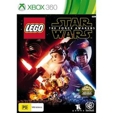 Xbox360 LEGO Star Wars Force Awakens