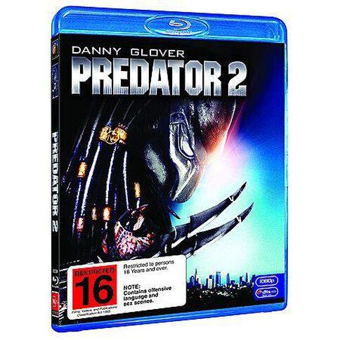 Predator 2 Blu-ray 1Disc