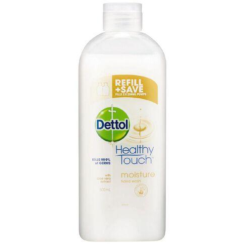 Dettol Liquid Handwash Refill Aloe Vera 500ml