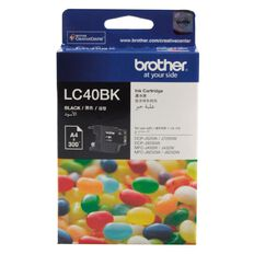 Brother Ink LC40BK Black