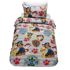 Paw Patrol Duvet Cover Set Team Players