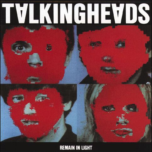 Remain In Light CD by Talking Heads 1Disc