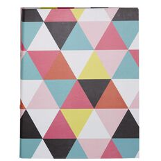 Paper Scissors Rock Pop Colour Ring Binder 244mm x 315mm