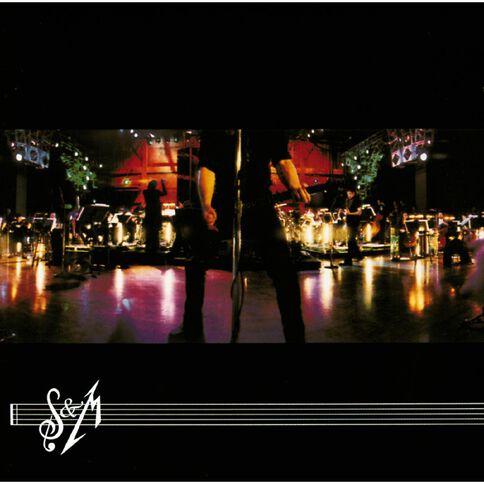 S & M CD by Metallica 2Disc