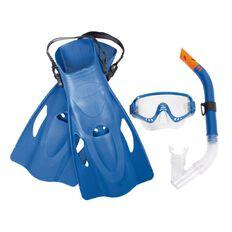 Bestway Meridian Snorkel Set Adults 4 Piece