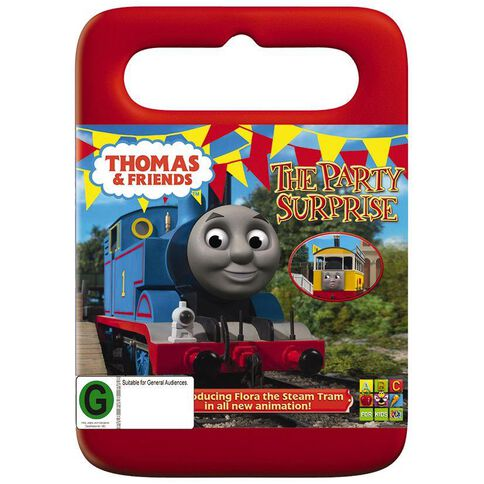 Thomas and Friends Party Surprise DVD 1Disc