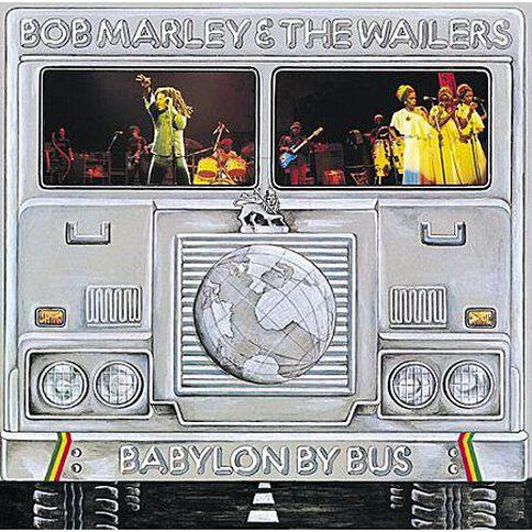 Babylon by Bus CD by Bob Marley & The Wailers 1Disc