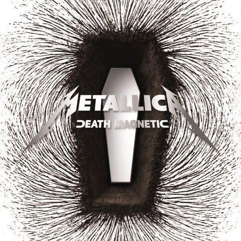 Death Magnetic Vinyl by Metallica 5Record