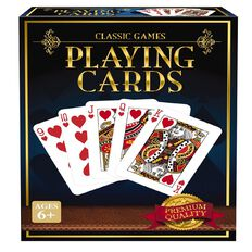 Classic Games Collection 1 Deck Playing Card
