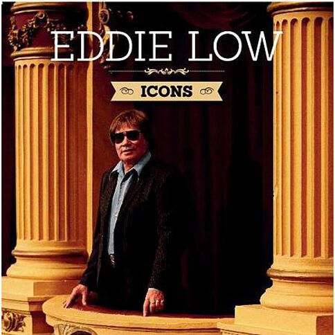 Icons by Eddie Low CD