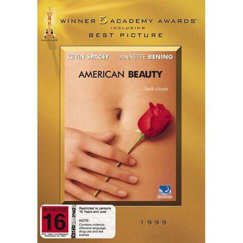 American Beauty DVD 1Disc