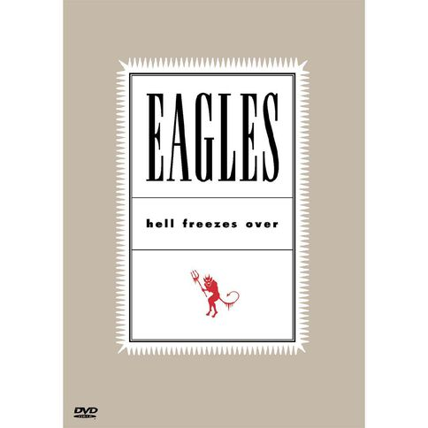 The Eagles Hell Freezes Over DVD 1Disc