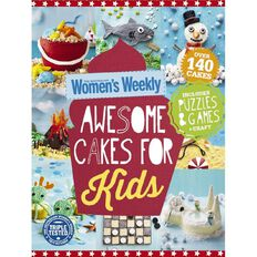 Australian Women's Weekly Awesome Cakes for Kids