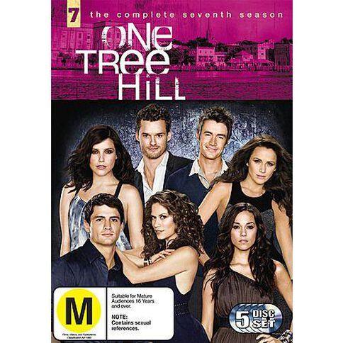 One Tree Hill Season 7 DVD 5Disc