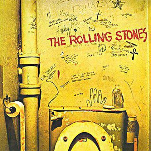 Beggars Banquet CD by The Rolling Stones 1Disc