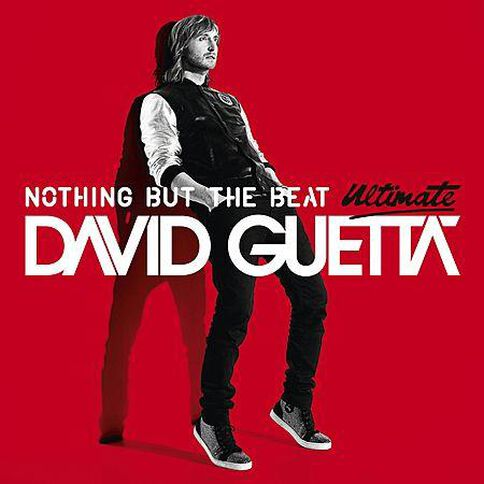 Nothing But The Beat Ultimate by David Guetta 2CD