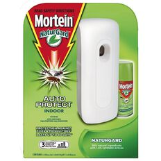 Mortein Auto Insect Control NaturGard Dispenser Pack 154g