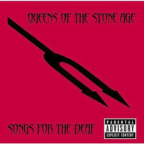 Songs For The Deaf CD by Queens Of The Stone Age 1Disc