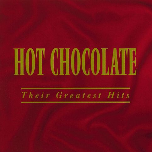 Their Greatest Hits CD by Hot Chocolate 1Disc