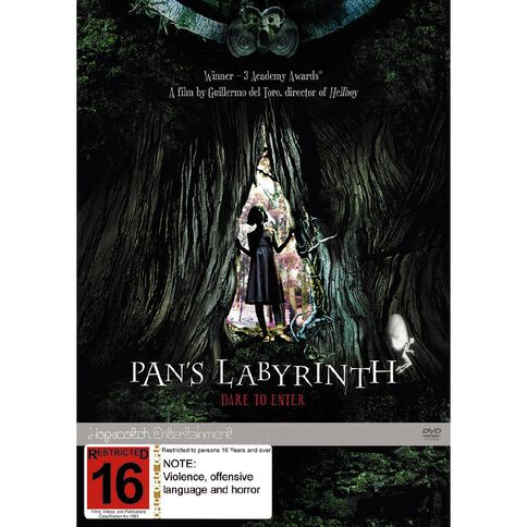 Pans Labyrinth DVD 1Disc
