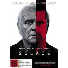 Solace DVD 1Disc