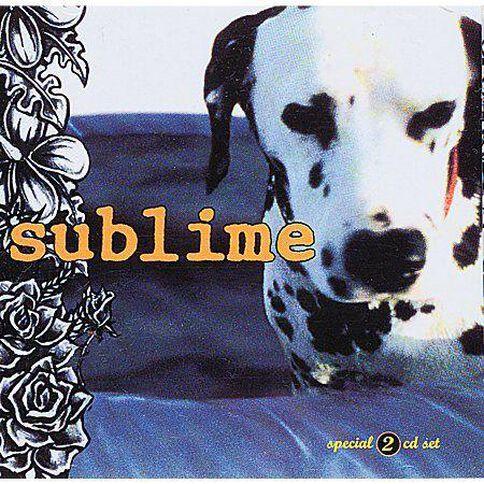 Sublime Bonus CD by Sublime 1Disc