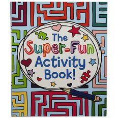 Super-Fun Activity Book