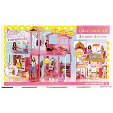 Barbie 3 Storey Feature Townhouse