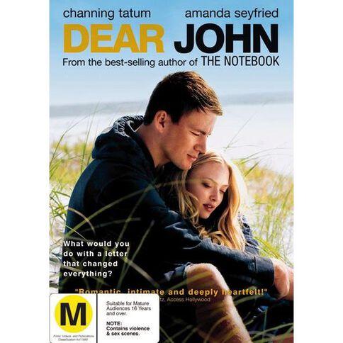 Dear John DVD 1Disc