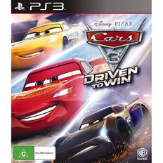 PS3 Cars 3