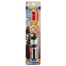 Star Wars Light Sabre Darth Vader or Yoda Toothbrush