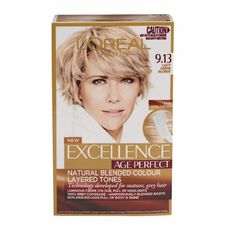 L'Oreal Paris Excellence Age Perfect Light Creme Blonde 9.13