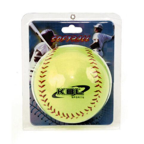 Softball KBL PVC 12 inch