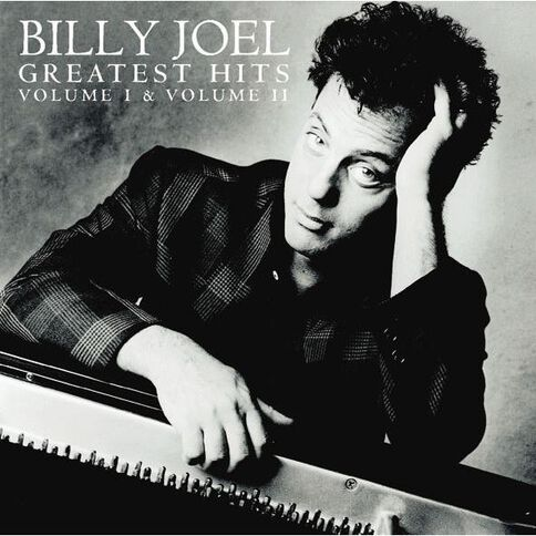 Greatest Hits Volume 1 & 2 CD by Billy Joel 1Disc