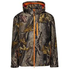 Back Country Men's Soft Shell Hooded Jacket